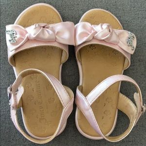 Juicy Couture Girls Sandals